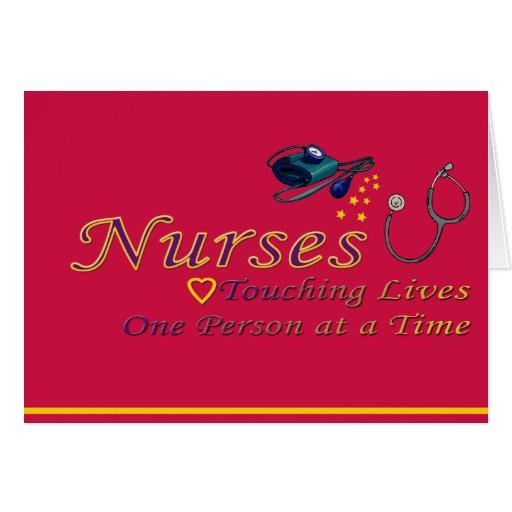 Nurse's Week Greeting Card