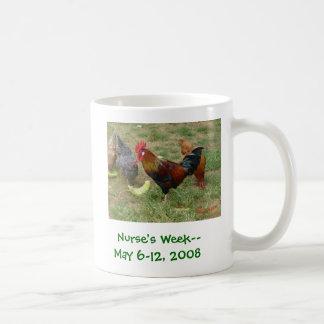 Nurse's Week--May 6-12, 2008,       ... Classic White Coffee Mug