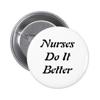 Nurses Week Pinback Button