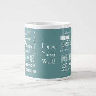 Nurses Week-Student Nurse Pride-Attributes Large Coffee Mug