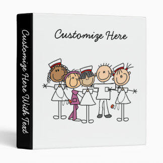 Nurses Week T-shirts and Gifts Binder