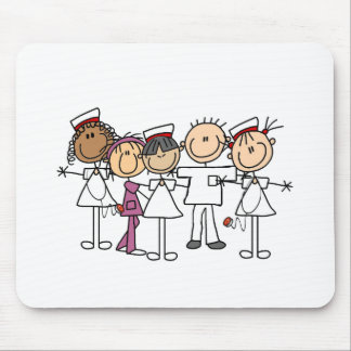 Nurses Week T-shirts and Gifts Mousepads