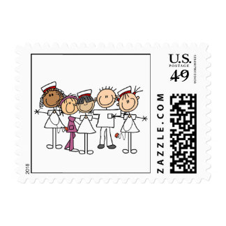 Nurses Week T-shirts and Gifts Postage