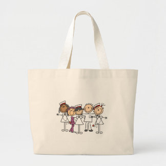 Nurses Week T-shirts and Gifts Tote Bags