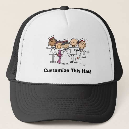 Nurses Week T-shirts and Gifts Trucker Hat