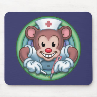 Nursey Bear Mouse Pad