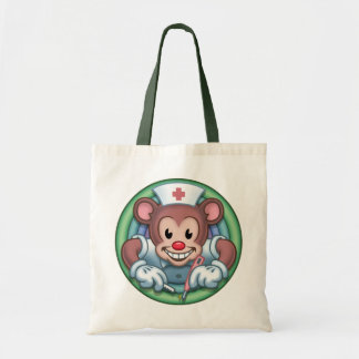 Nursey Bear Tote Bags