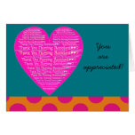 Nursing Assistant Appreciation Card