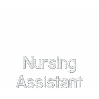 Nursing Assistant - sleeves only