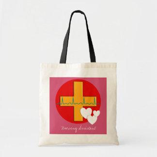 Nursing Assistant Tote Bag III