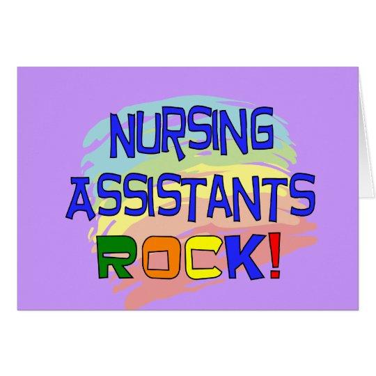 Nursing Assistants ROCK Card