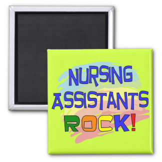 Nursing Assistants ROCK Magnet