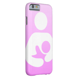 Nursing / Breastfeeding Symbol Gradient Barely There iPhone 6 Case