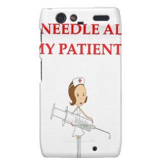nursing motorola droid RAZR covers