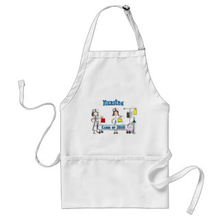 Nursing Class of 2010 Gifts Adult Apron