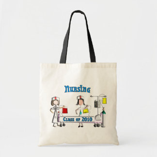 Nursing Class of 2010 Gifts Budget Tote Bag