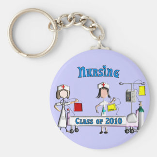 Nursing Class of 2010 Gifts Key Chains