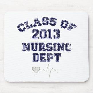 Nursing Class of 2013 Mouse Pad