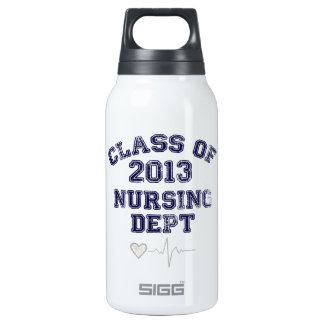 Nursing Class of 2013 Thermos Bottle