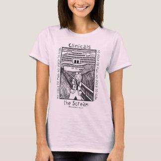 Nursing Clinicals - The Scream T-Shirt