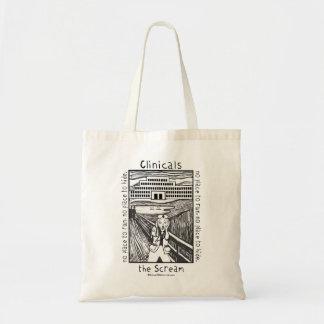 Nursing Clinicals - The Scream Tote Bag