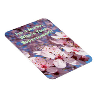 Nursing gifts I'm a Nurse What's your Superpower? Magnet