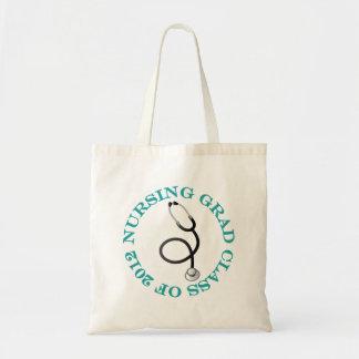 Nursing Grad Class of 2012 Canvas Bags