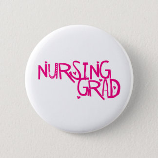 Nursing Grad Pinback Button