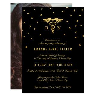 nursing graduation invitations  announcements  zazzle, invitation samples