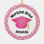 Nursing Graduation personalized gift Ornament