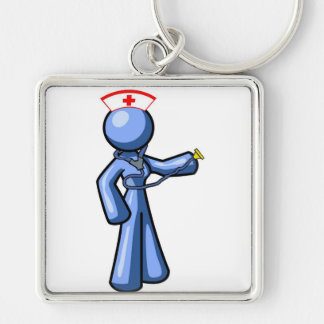 Nursing Icon Animation Keychain