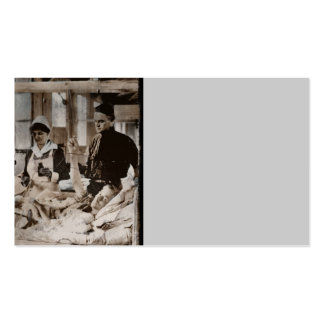 Nursing in a Bombed Building Double-Sided Standard Business Cards (Pack Of 100)