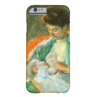 Nursing Infant 1900 Barely There iPhone 6 Case