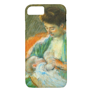 Nursing Infant 1900 iPhone 7 Case