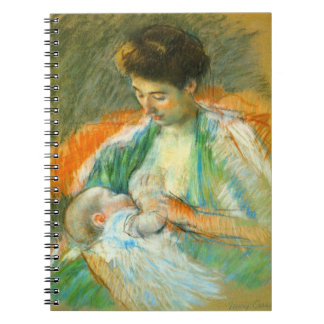 Nursing Infant 1900 Notebook
