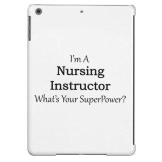 Nursing Instructor Case For iPad Air