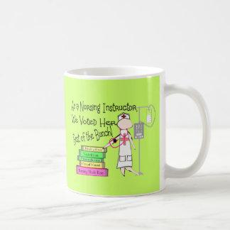 NURSING INSTRUCTOR Gifts Mug
