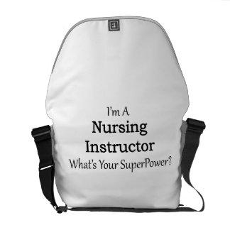 Nursing Instructor Messenger Bag