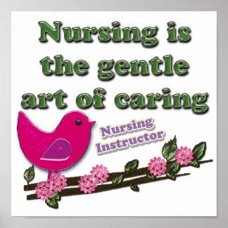 Nursing Instructor Print