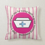 "Nursing Instructor ""Thank You"" Pillow"