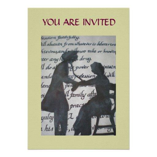 Nursing Invitation