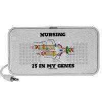 Nursing Is In My Genes (DNA Replication) Travelling Speaker