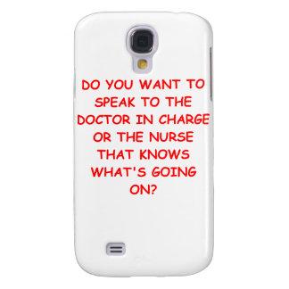 nursing joke galaxy s4 cover