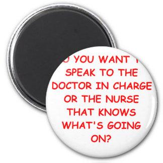 nursing joke magnets