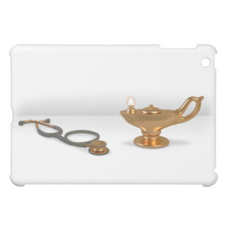 Nursing Lamp And Stethoscope iPad Mini Covers