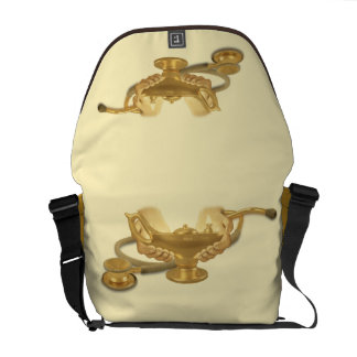 Nursing Lamp Courier Bag