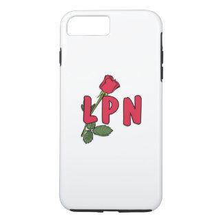 Nursing LPN Rose iPhone 7 Plus Case