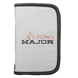 Nursing Major Folio Planners