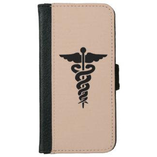 Nursing Medical Symbol Wallet Phone Case For iPhone 6/6s