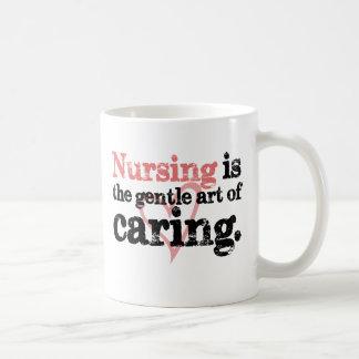 Nursing Quote Gift Mug